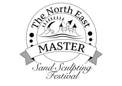 The North East Master Sand Sculpting Branding